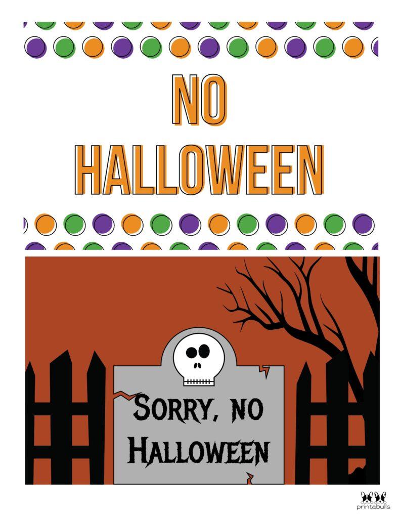 No Halloween-1