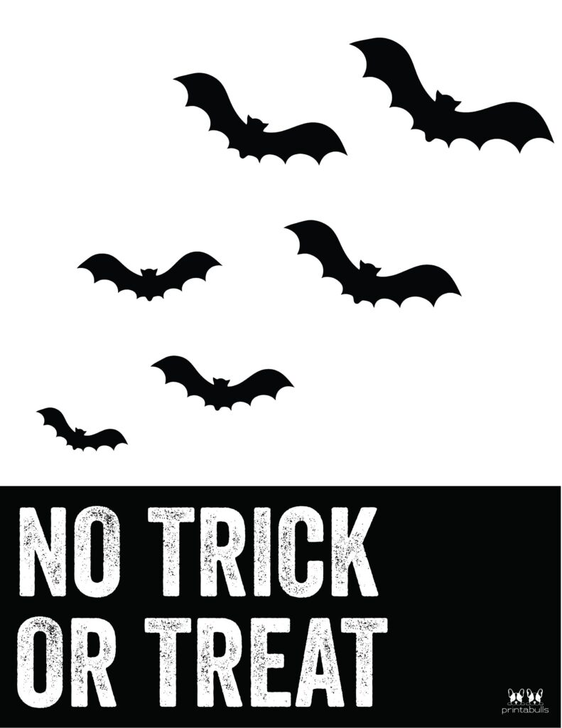 No Trick Or Treat-1