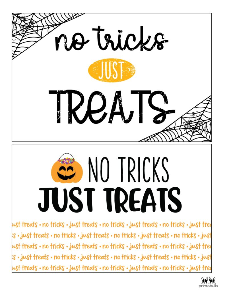 No Tricks Just Treats-2