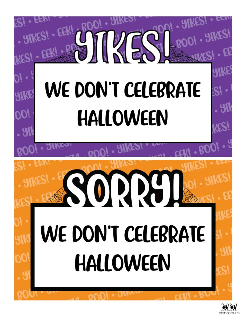 We Don't Celebrate Halloween-3