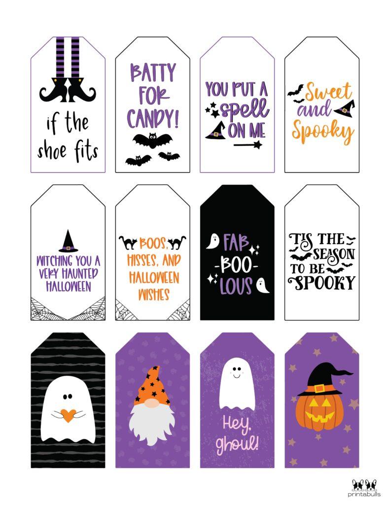 Printable Halloween Tags-Page 10
