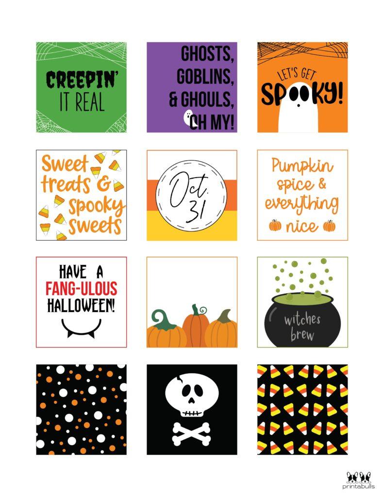 Printable Halloween Tags-Page 11
