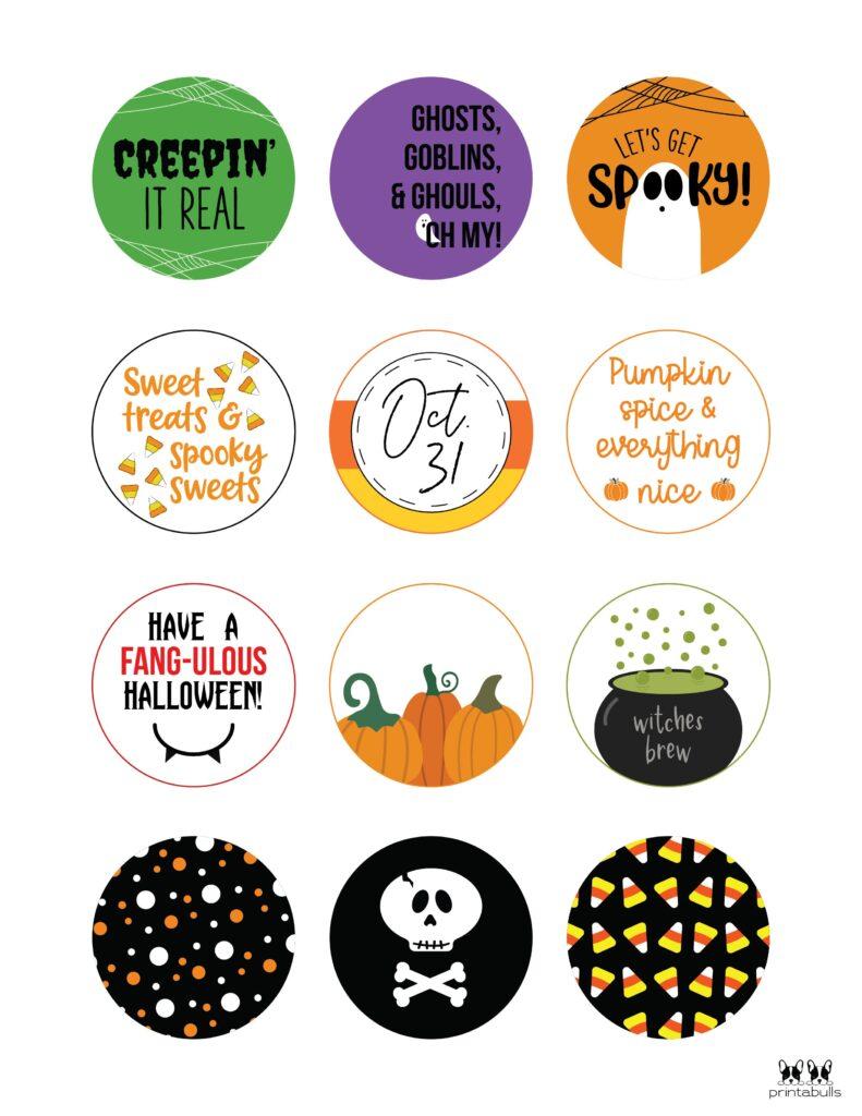 Printable Halloween Tags-Page 12