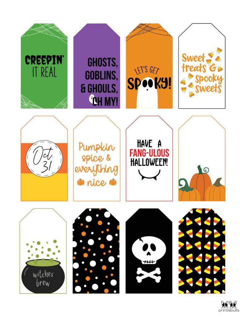 Printable Halloween Tags-Page 15