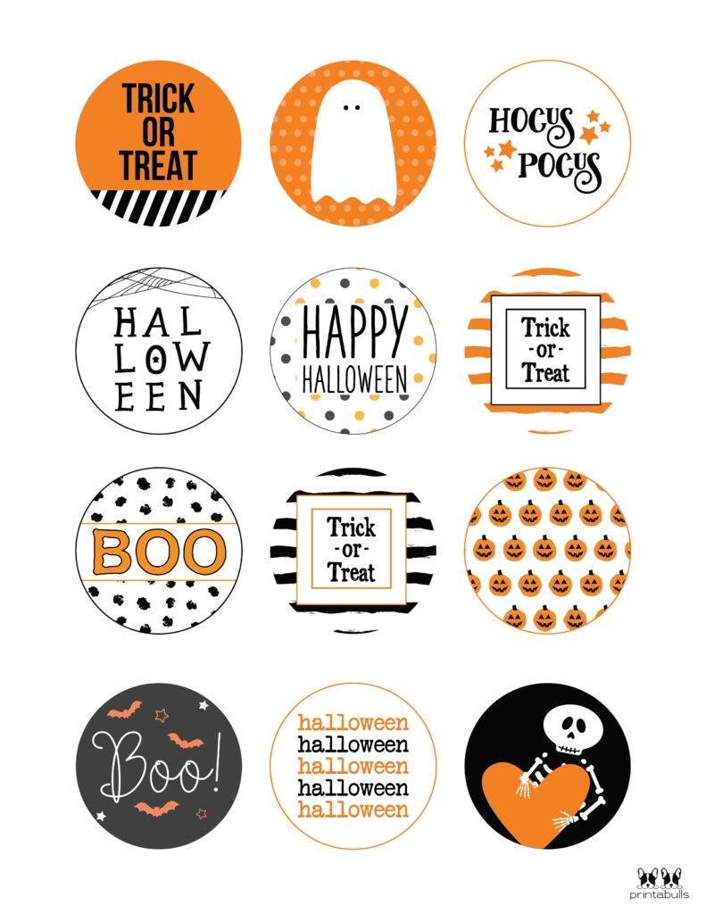 Printable Halloween Tags-Page 17