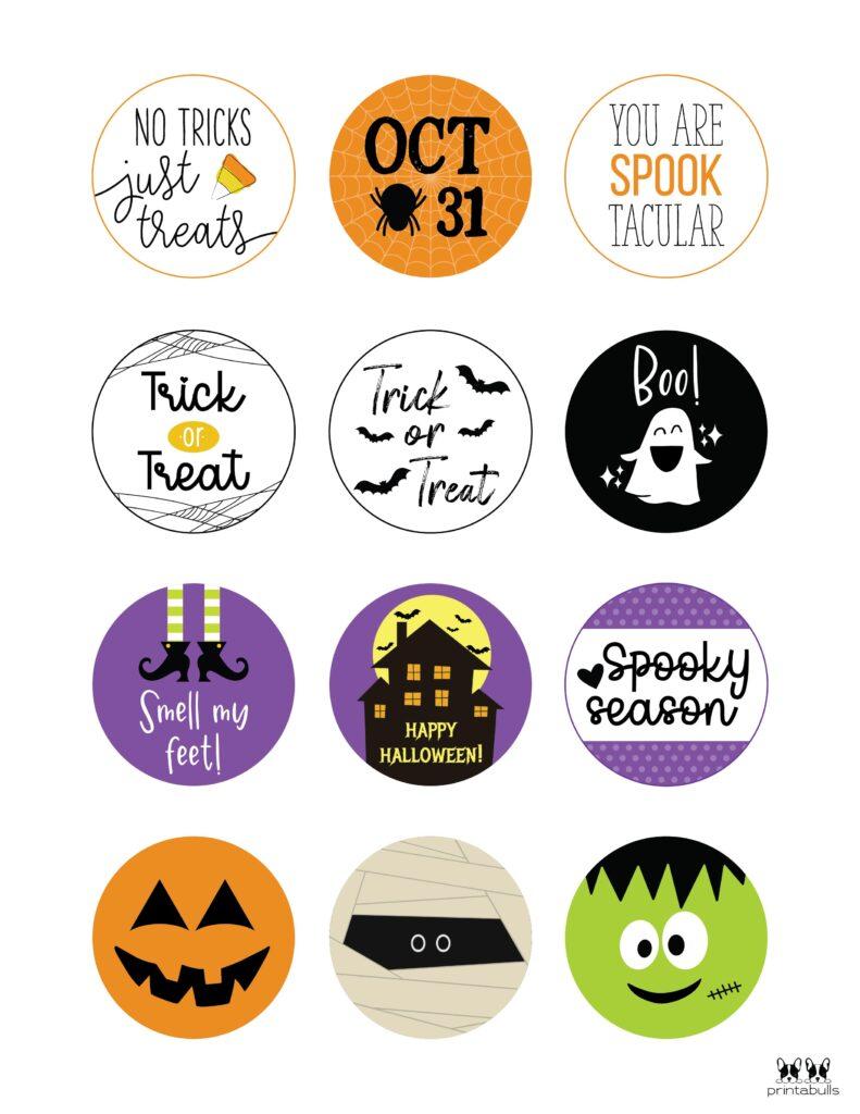 Printable Halloween Tags-Page 2