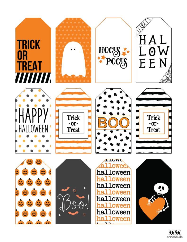Printable Halloween Tags-Page 20