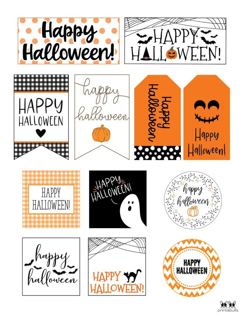 Printable Halloween Tags-Page 21