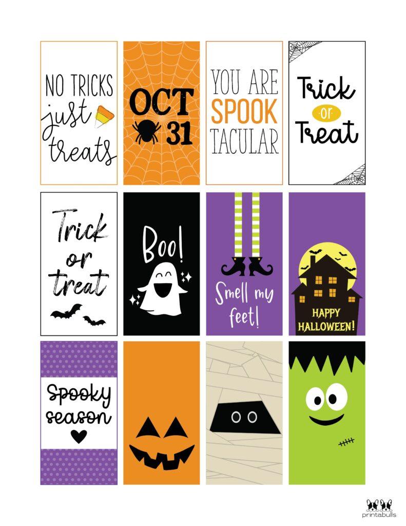 Printable Halloween Tags-Page 4
