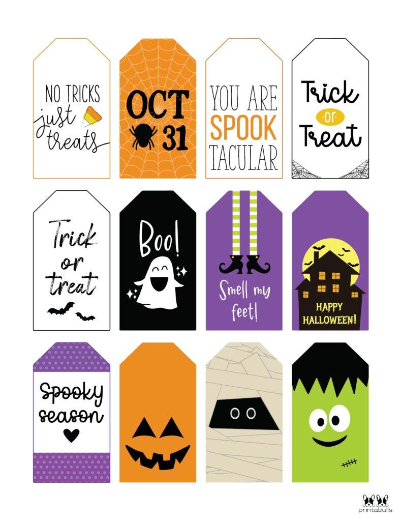 Printable Halloween Tags-Page 5
