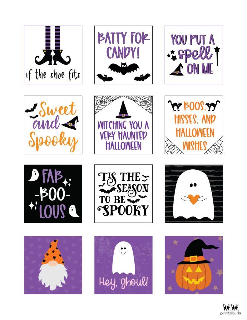 Printable Halloween Tags-Page 6