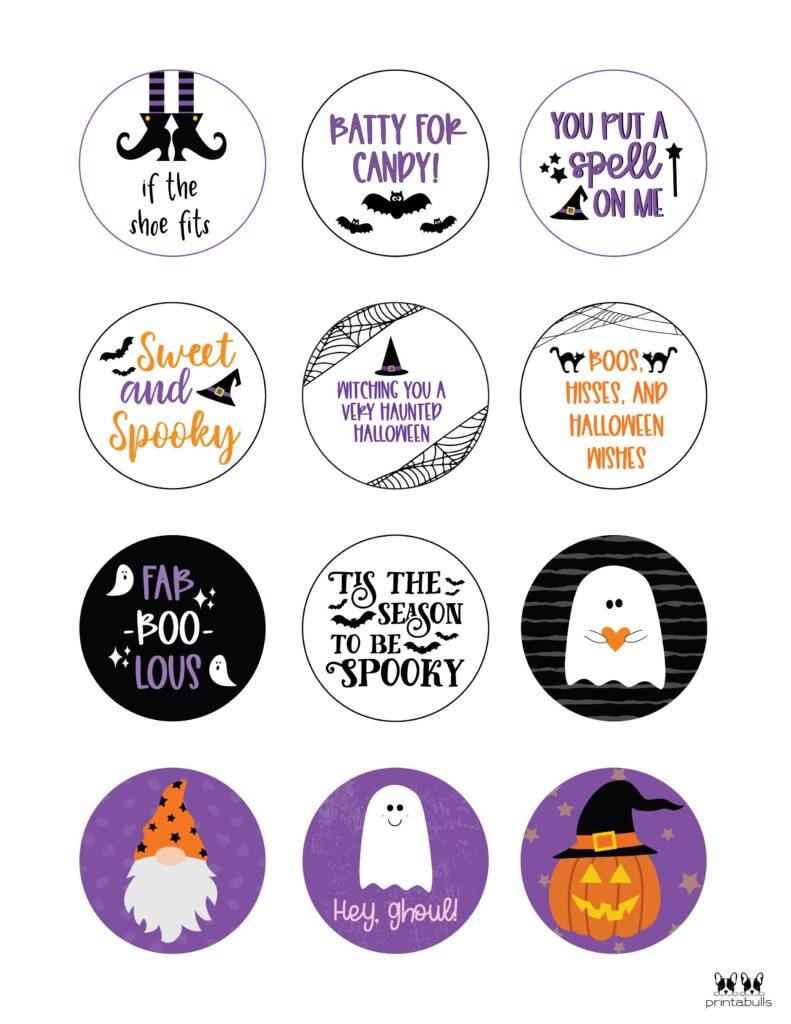 Printable Halloween Tags-Page 7