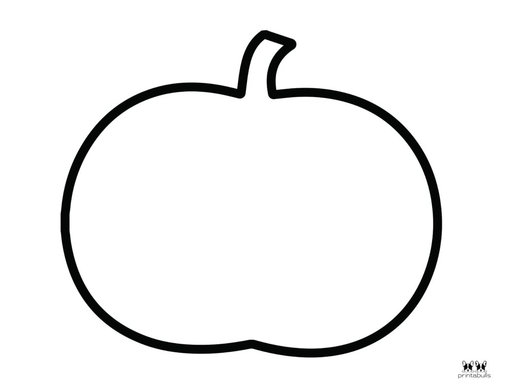 Printable Pumpkin Coloring Page-Page 16