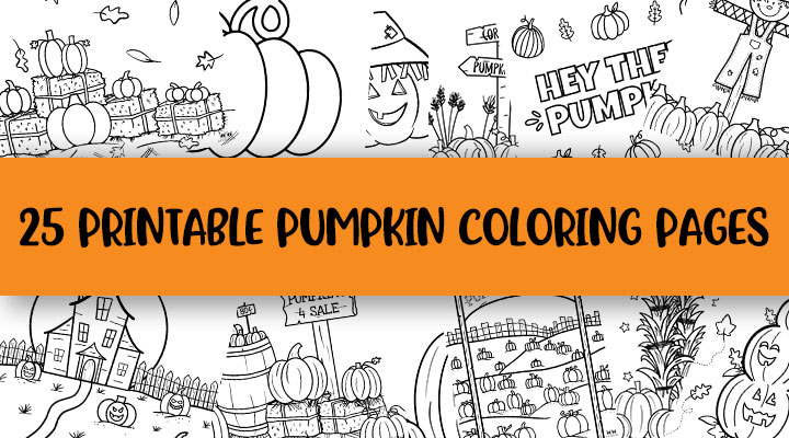 Printable-Pumpkin-Coloring-Pages-Feature-Image