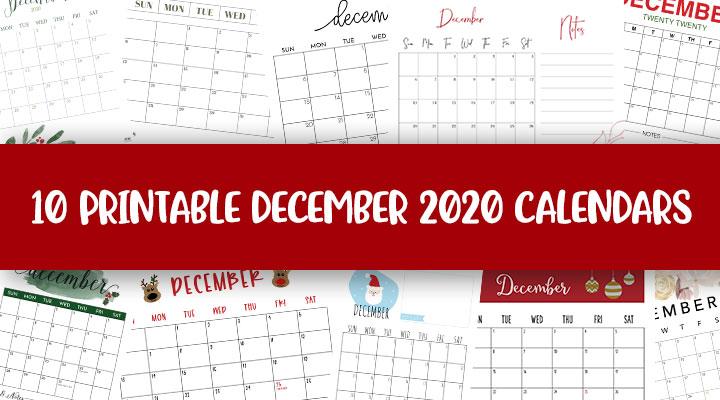Printable-December-2020-Calendar-Feature-Image