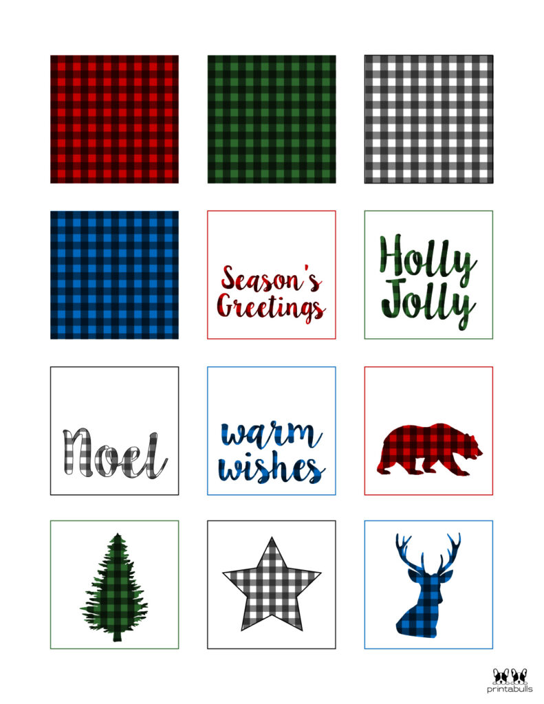Printable Christmas Gift Tags_Page 10