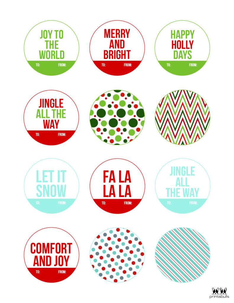 Printable Christmas Gift Tags_Page 14
