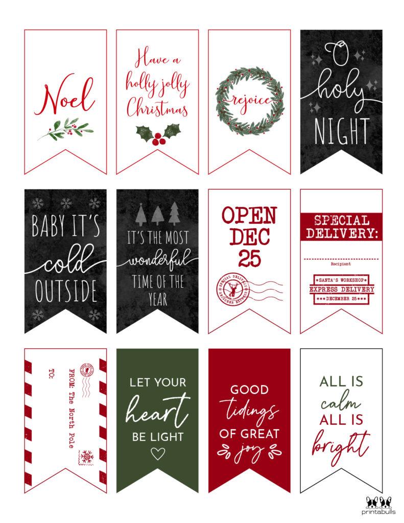 Printable Christmas Gift Tags_Page 17