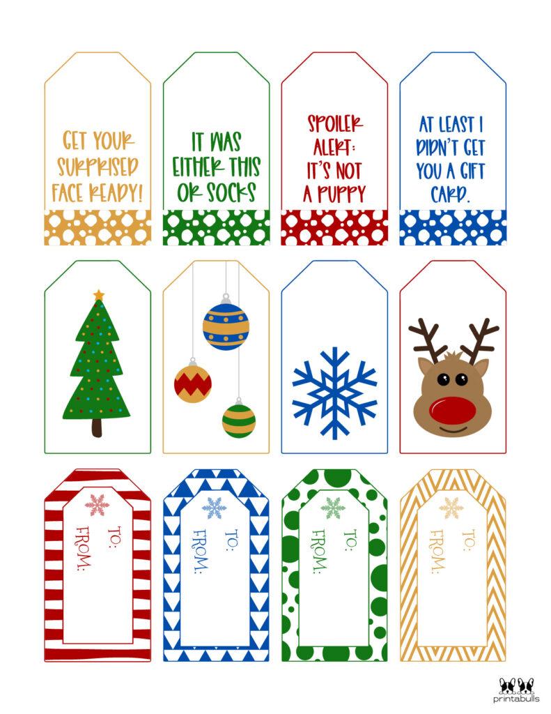 Printable Christmas Gift Tags_Page 21