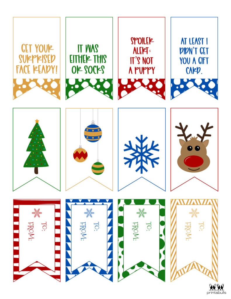 Printable Christmas Gift Tags_Page 22