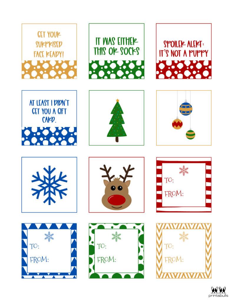 Printable Christmas Gift Tags_Page 25