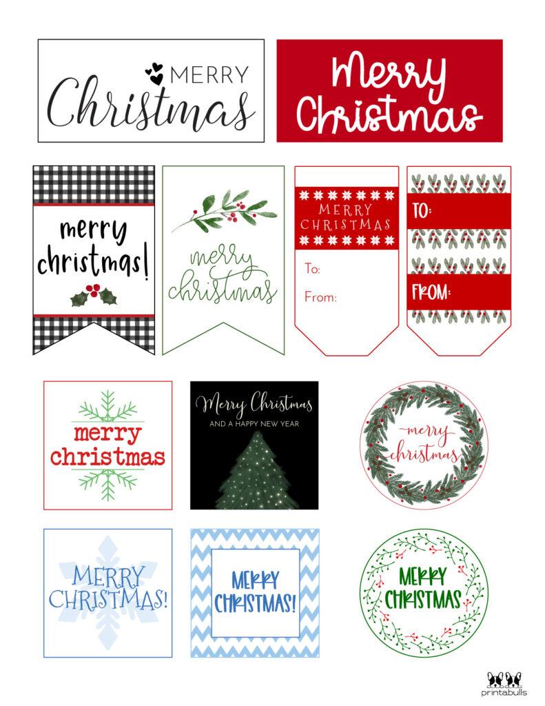 Printable Christmas Gift Tags_Page 31