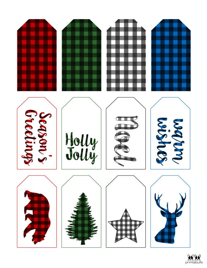 Printable Christmas Gift Tags_Page 6