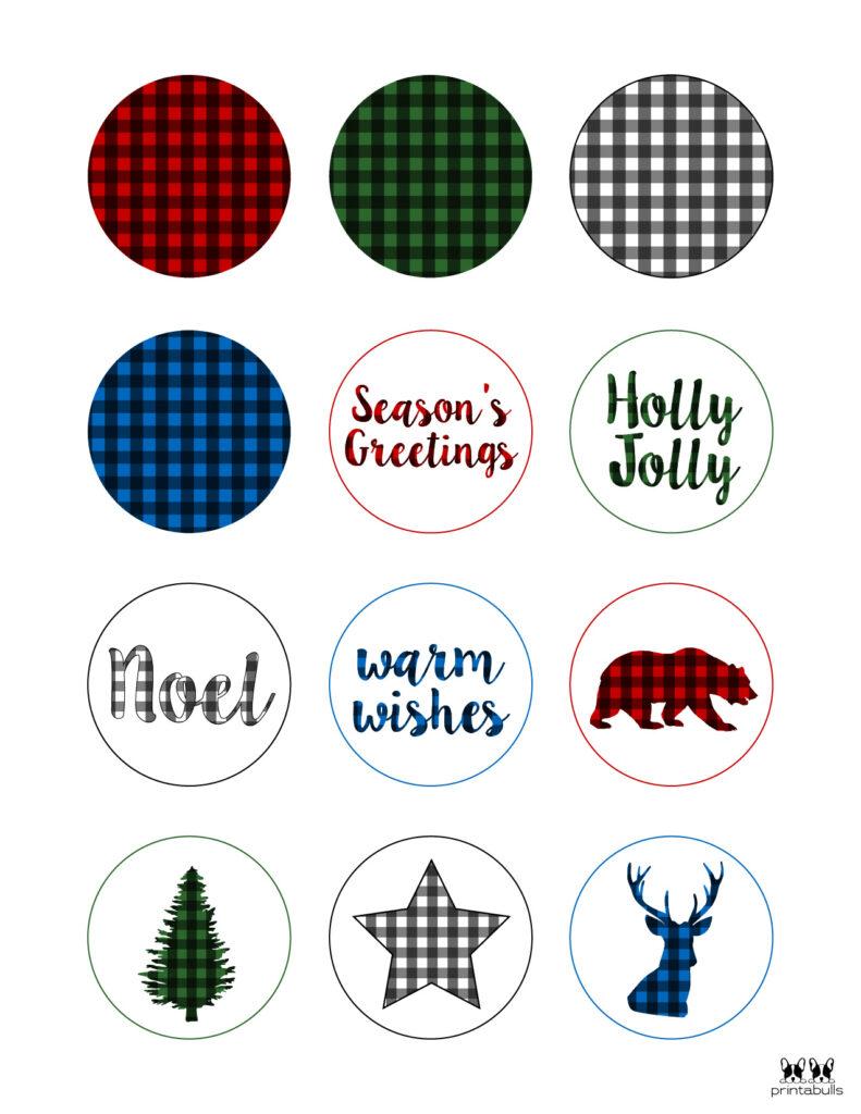 Printable Christmas Gift Tags_Page 9