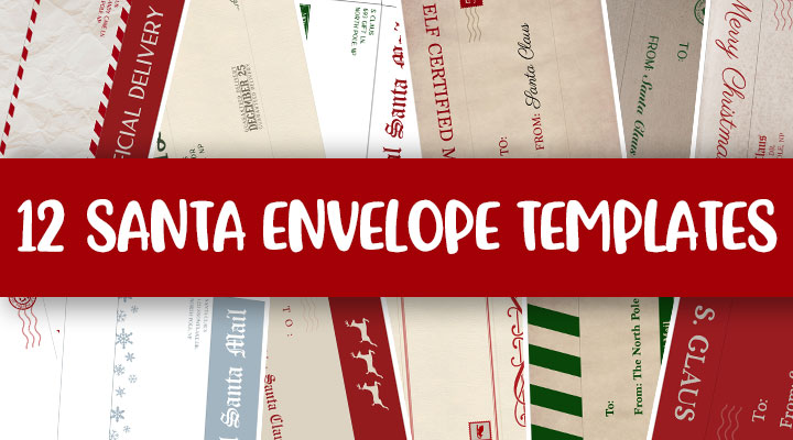 Printable-Santa-Envelope-Templates-Feature-Image
