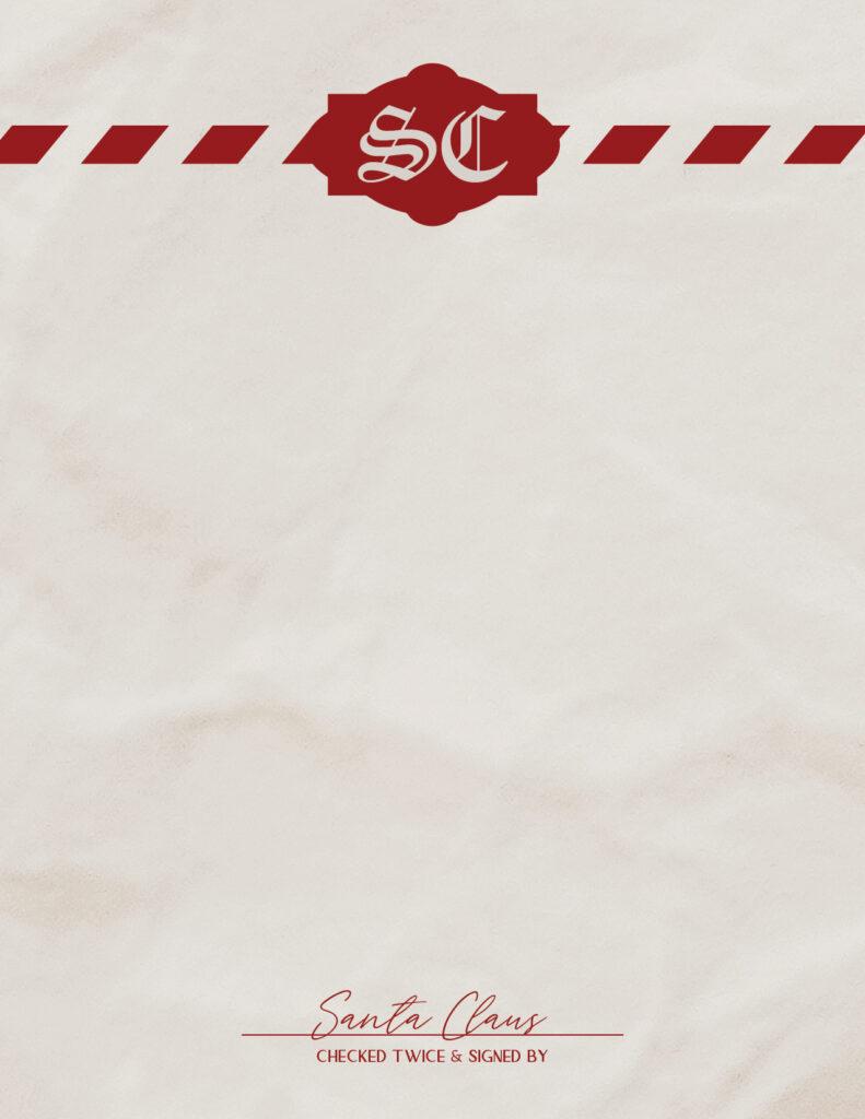 Printable Santa Letterhead-Page 6
