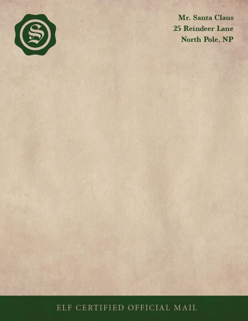 Printable Santa Letterhead-Page 9