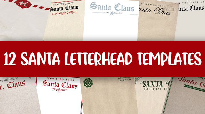 Printable-Santa-Letterhead-Templates-Feature-Image