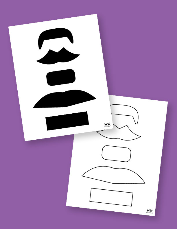 Miscellaneous-Mustaches-Set-1