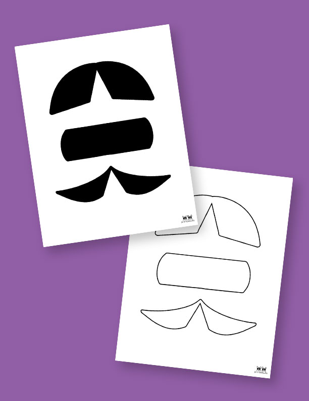 Miscellaneous-Mustaches-Set-3