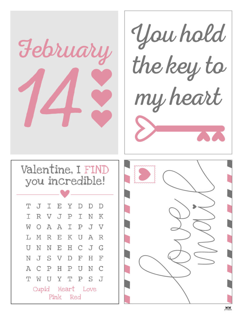 Printable Valentine_s Day Cards-Page 12