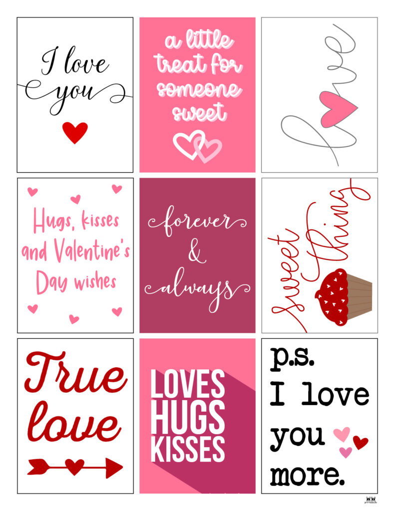 Printable Valentine_s Day Cards-Page 2