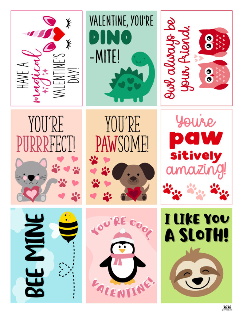 Printable Valentine_s Day Cards-Page 3