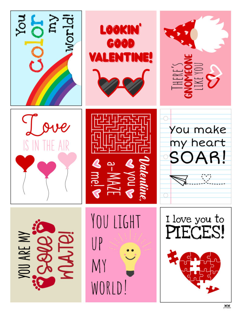 Printable Valentine_s Day Cards-Page 6