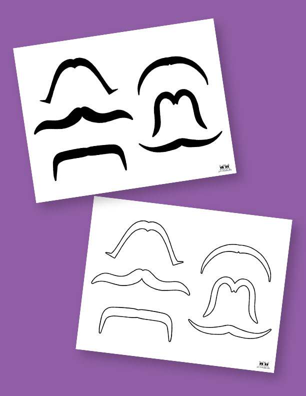 Thin-Mustaches-Set-2