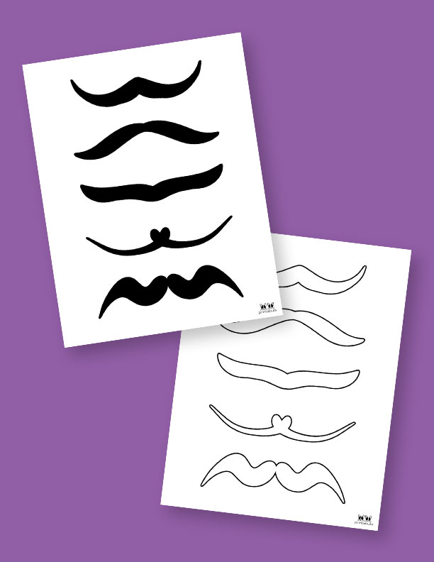 Thin-Mustaches-Set-5