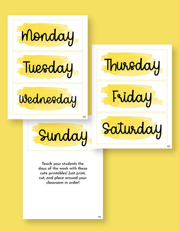 Days-of-the-Week-Printable-8