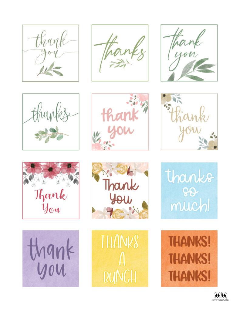Printable Thank You Tags-Page 15