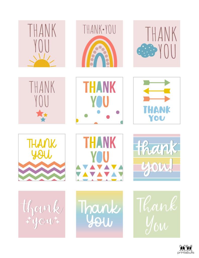 Printable Thank You Tags-Page 5