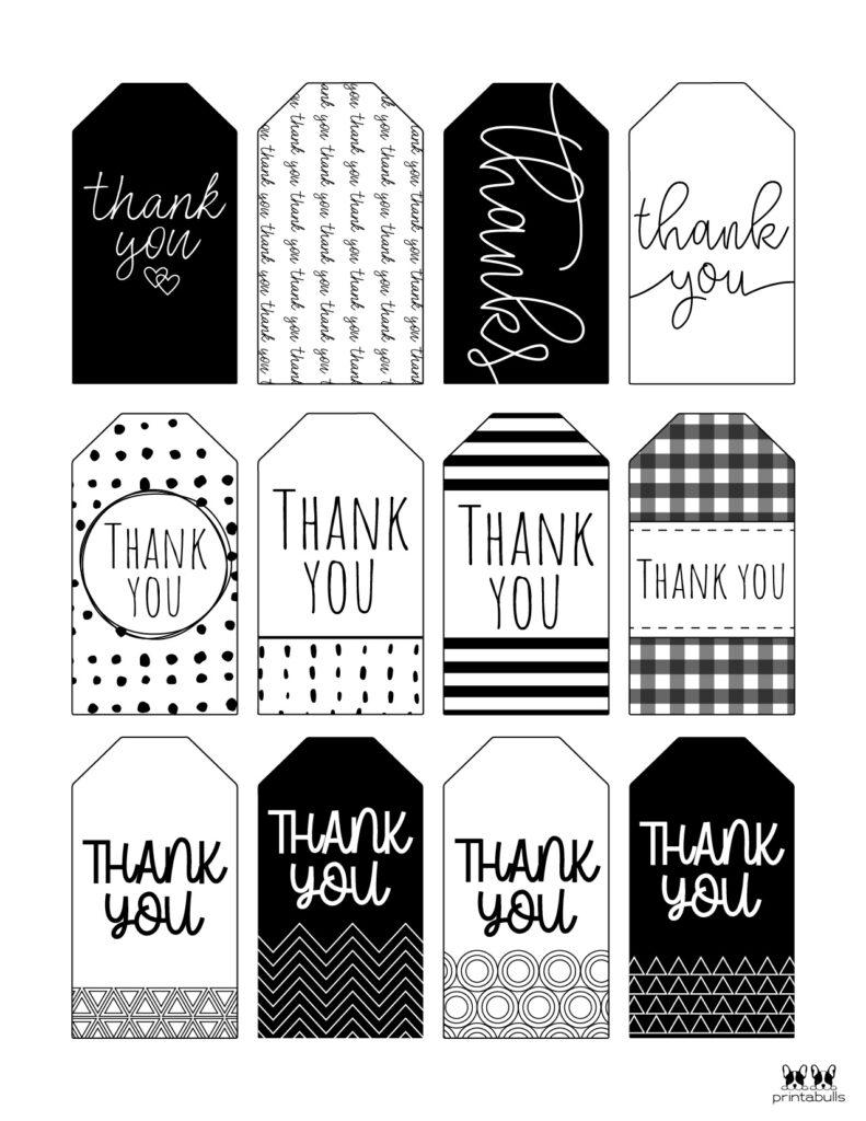 Printable Thank You Tags-Page 6
