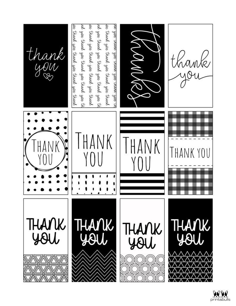 Printable Thank You Tags-Page 8