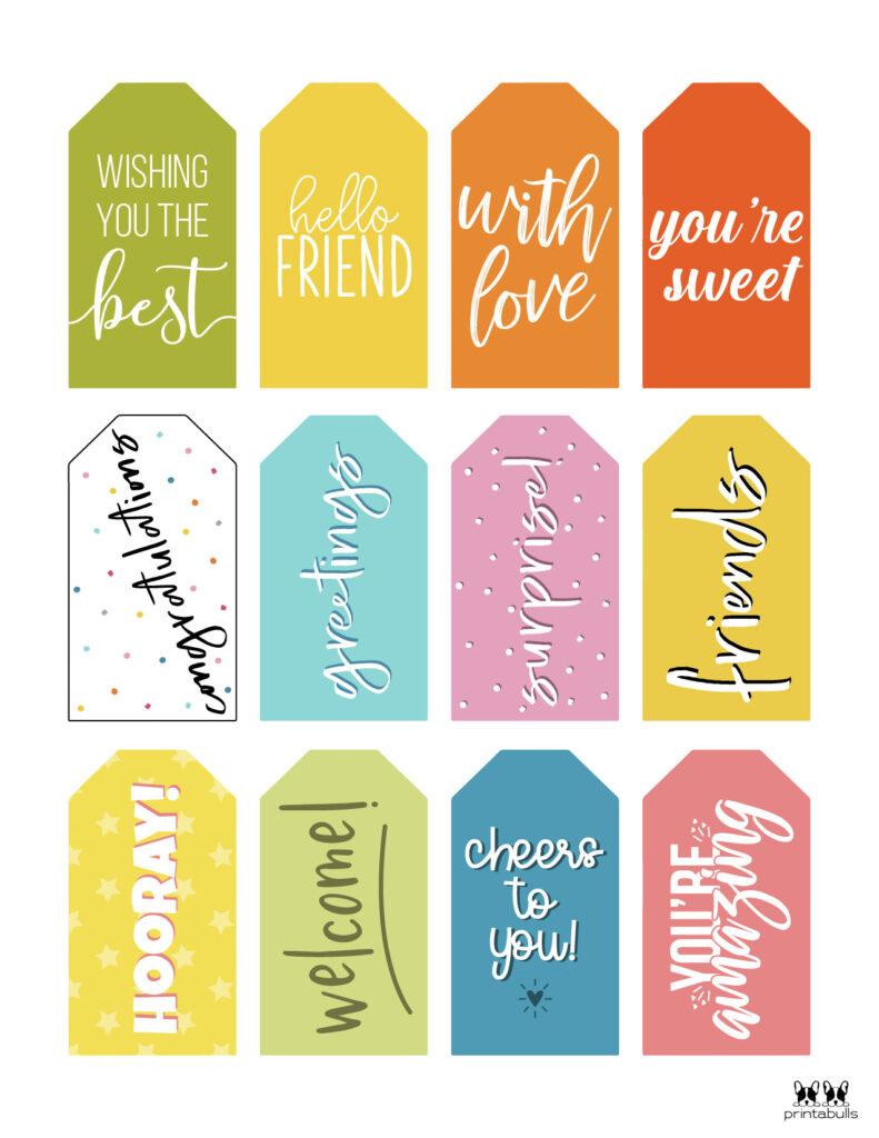 Printable Gift Tags-Page 11