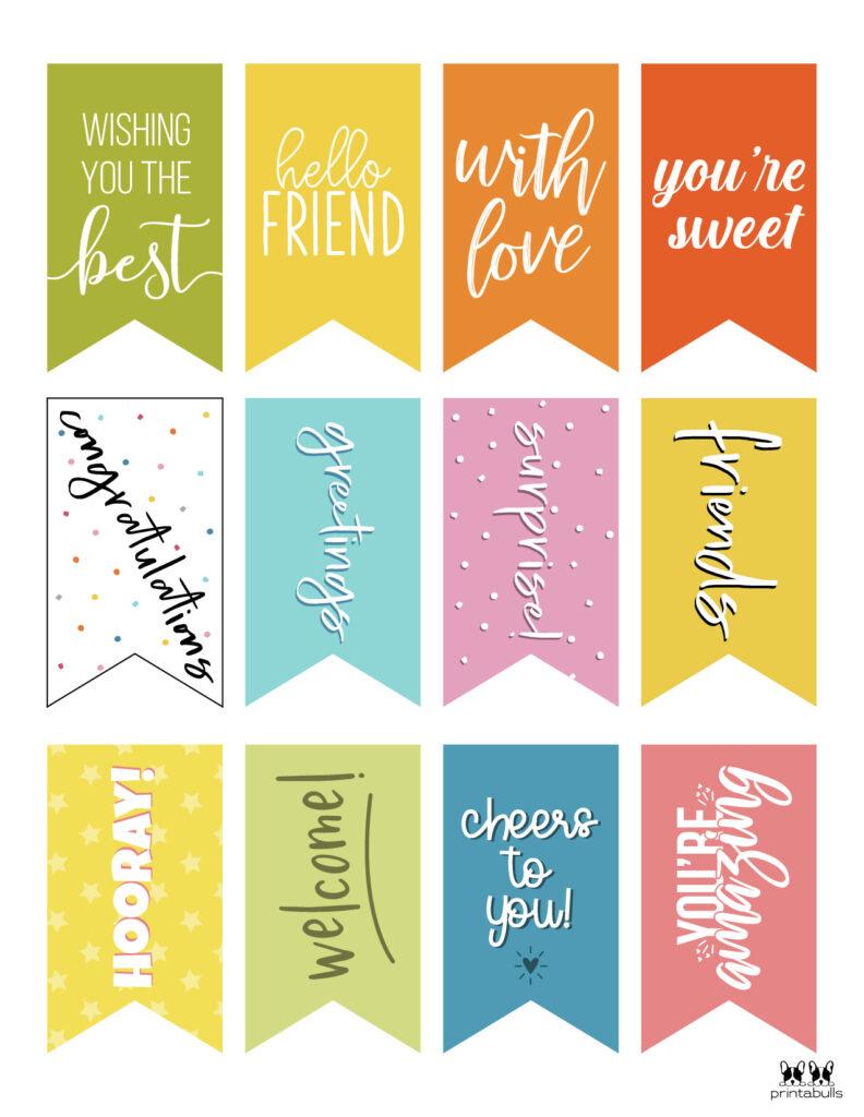 Printable Gift Tags-Page 12