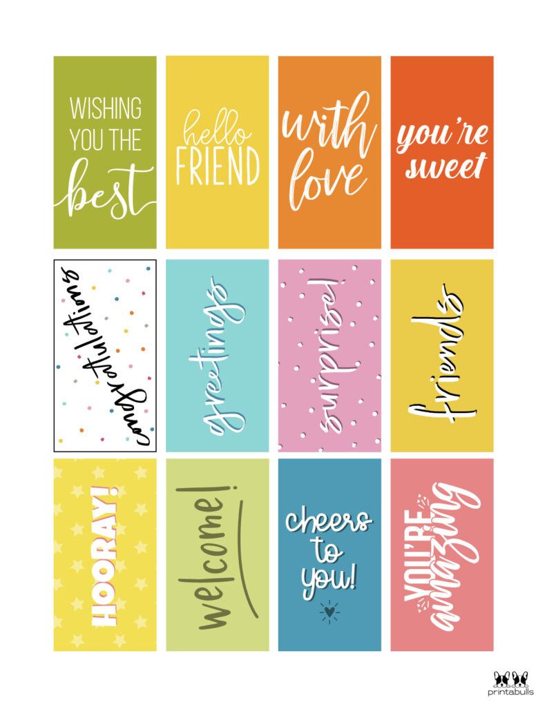 Printable Gift Tags-Page 13
