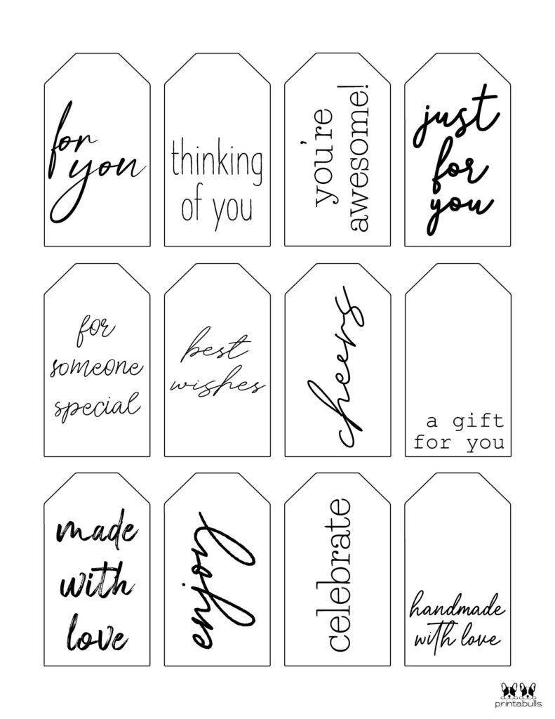 Printable Gift Tags-Page 31