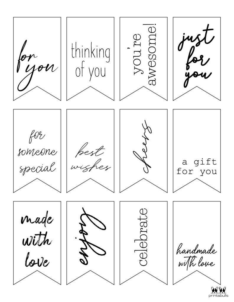 Printable Gift Tags-Page 32
